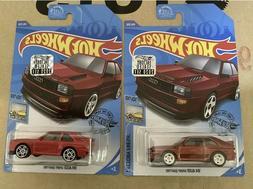 2020 Hot Wheels SUPER Treasure Hunt Factory Sealed '84 Audi