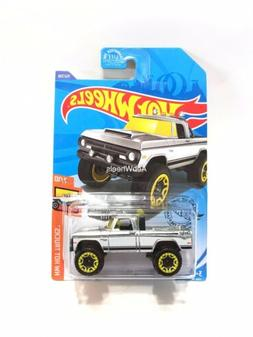 2020 Hot Wheels Walmart Zamac '70 Dodge Power Wagon HW Hot