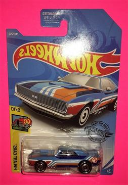 Hot Wheels 248/250 HW Art Cars 9/10 '67 Camaro NEW Case Q Ae