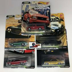 5 Car Set * 2020 Hot Wheels Fast Furious Motor City Muscle C