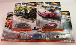5 Car Set 2020 Modern Classics * 2020 Hot Wheels Car Culture
