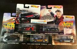 2019 Hot Wheels Retro M CASE * 5 Car Set M Case * Acura, BTF