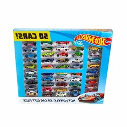 Hot Wheels 50 Car Gift Pack Play Vehicles Limited