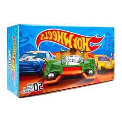 Hot Wheels 50-Car Gift Pack TOY 1:64 Scale  NEW FREE SHIPPIN