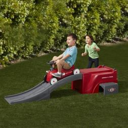 Radio Flyer 500 Ride On with Ramp Versatile Toy Car Ideal Ki