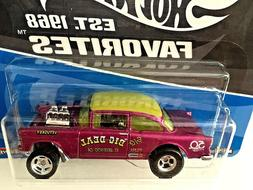 50th Anniversary Favorites '55 Chevy Bel Air GASSER Real Rid