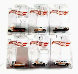 Hot Wheels 52nd Anniversary Pearl and Chrome Series  NEW