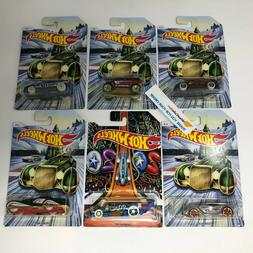 6 Car Set Holiday Hot Rods w/ New Years Carbonator * 2019 Ho