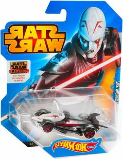 Hot Wheels 2015 1:64 Star Wars Character Cars #12 THE INQUIS