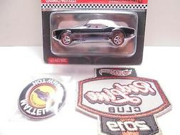 67 CAMARO   2019 Hot Wheels Red Line Club Exclusive Series