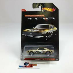 '67 Camaro * Hot Wheels Fifty Years Camaro Series * R35
