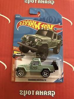 67 Jeepster Commando #84 Light Green Hot Trucks 2019 Hot Whe