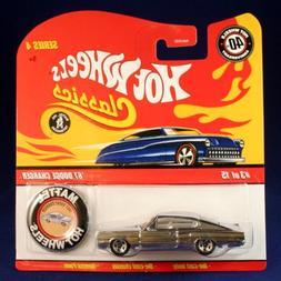 '67 PONTIAC GTO CONVERTIBLE  2007 Hot Wheels Classics 1:64 S