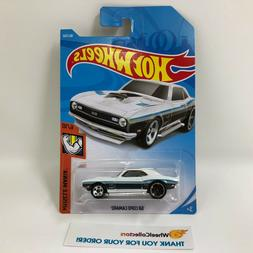 68 copo camaro 181 white 2019 new
