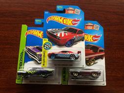 """Hot Wheels"""" '69 Coronet Superbee""""-CHALLENGER DRIFT CAR - '71"""