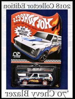 Hot Wheels '70 Chevy Blazer Collector Edition Mail-In Away