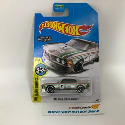 '73 BMW 3.0 CSL Race Car * ZAMAC * 2017 Hot Wheels * ZA5