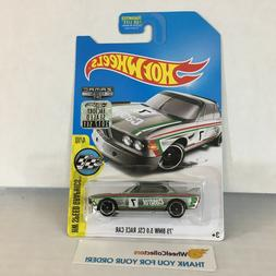 '73 BMW 3.0 CSL Race Car #57 * ZAMAC * Hot Wheels 2017 Facto