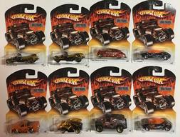 8 Fright Cars set of 8 Hot Wheels From 1990's- early 2000's