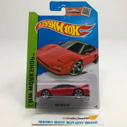 '90 Acura NSX #218 * RED * 2015 Hot Wheels * G25