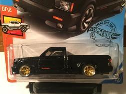 Hot Wheels 91 GMC Syclone w/Custom Wheels Limited Quantity