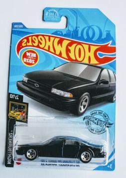 Hot wheels '96 CHEVROLET IMPALA SS 2020 N case