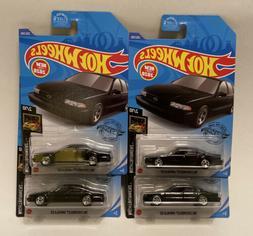 '96 Chevrolet Impala SS #232 Nightburnerz 2/10 2020 Hot Whee