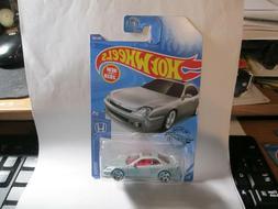'98 Honda Prelude #166 Silver 1/5 2020 Hot Wheels Case J