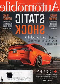 Automobile Magazine 2017 DRIVEN: LEXUS LC 500 SUPER COUPE 70