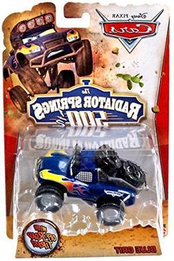 Disney/Pixar Cars The Radiator Springs 500 1/2 Die-Cast Blue