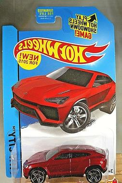 Hot Wheels, 2015 HW City, Batmobile Batman Brave and the Bol