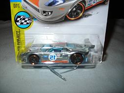 Hot Wheels 2016 HW Speed Graphics 2016 Ford GT 162/250, Excl