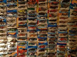 Hot Wheels Die-Cast Vehicle Bundle of 4