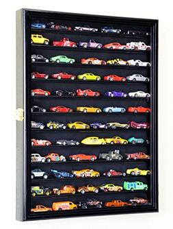 Hot Wheels Matchbox 1/64 scale Diecast Display Case Cabinet
