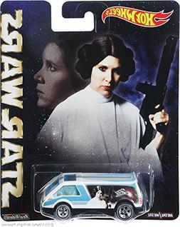 Hot Wheels Pop Culture Star Wars Princess Leia Dream Van XGW