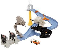 Hot Wheels Star Wars TIE Factory Takedown Track Set