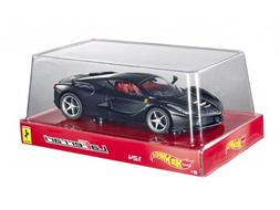 Hot wheels BLY62 Ferrari Laferrari F70 Hybrid Matt Black 1/2