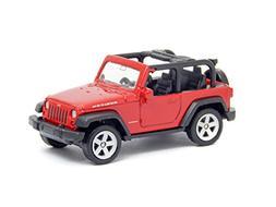 Jeep Wrangler Rubicon 3-inch Toy Car