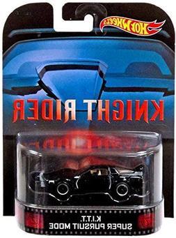 "K.I.T.T. Super Pursuit Mode ""Knight Rider"" Hot Wheels 2014 R"