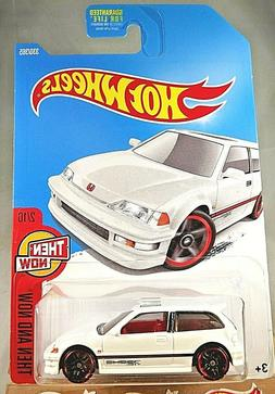 Lot of 2 - 2017 Hot Wheels: '95 MAZDA RX-7 Blue 1st Edition