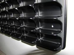 Mascar Ultima Hotwheels Matchbox 1/64 scale Display case Bla