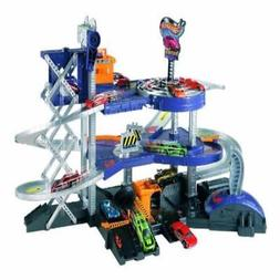 Mattel Hot Wheels Mega Garage Playset V3260