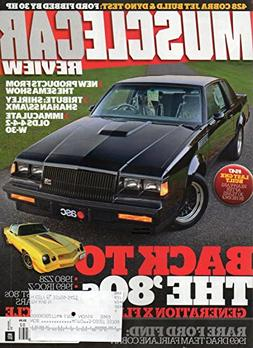 Muscle Car Review 2017 Magazine SHROUDED IN SECRECY, THE PHA