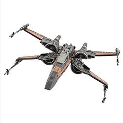 Star Wars Poe Dameron and X-Wing Fighter Set The Last Jedi