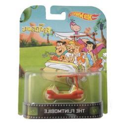 The Flintstones Flintmobile Hot Wheels 1:64 Retro Entertainm