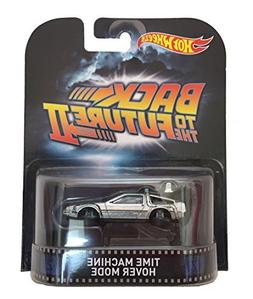 "Time Machine Hover Mode ""Back To The Future Part II"" Hot Whe"