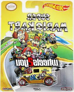 A-OK - Super Mario Kart - 2015 Hot Wheels Pop Culture REAL R