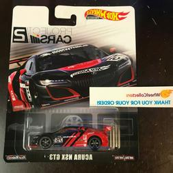 Acura NSX GT3 Project Cars 2 * Red/Black * 2019 Hot Wheels R