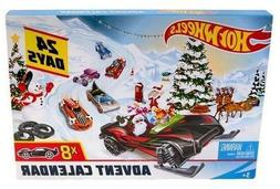 Hot Wheels Advent Calendar 2019