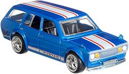 Hot Wheels 50th Anniversary Favorites 71 Datsun Blue Bird 51
